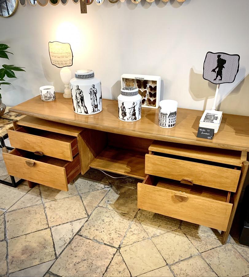 Très joli meuble tv scandinave