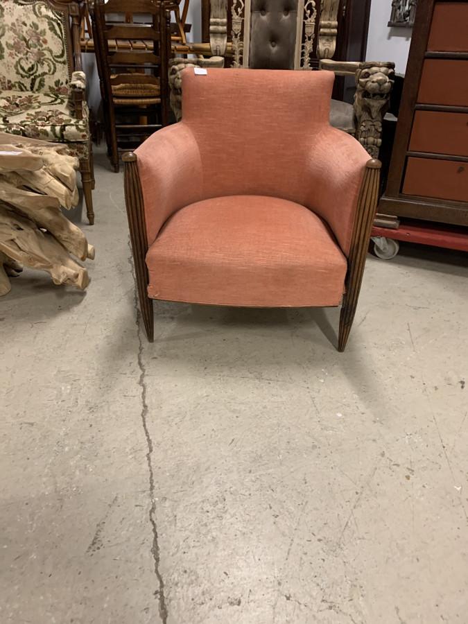 Petit fauteuil d'époque art déco