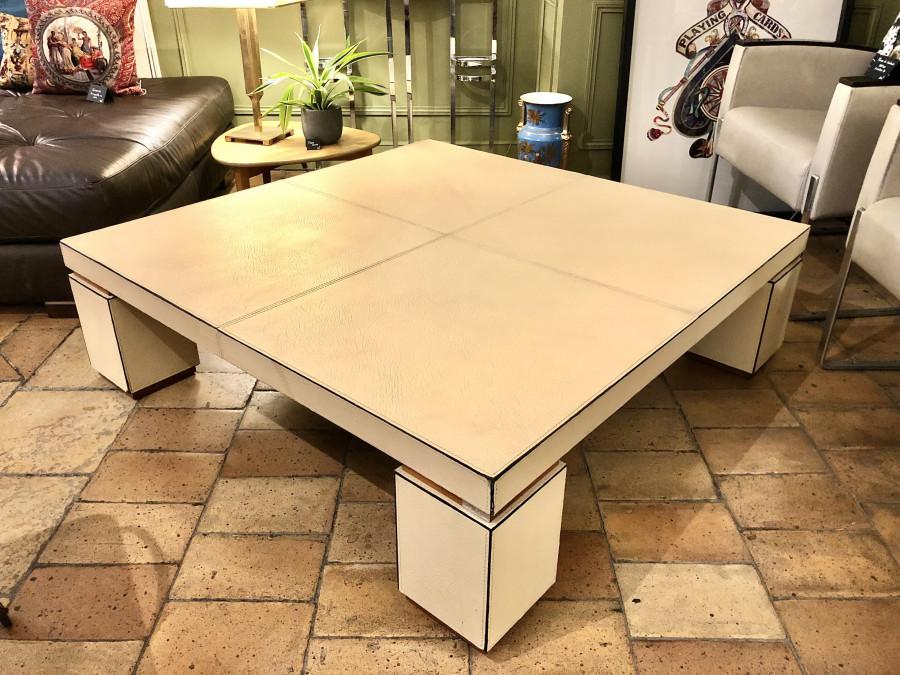 Magnifique table basse Italienne de la marque Brianform