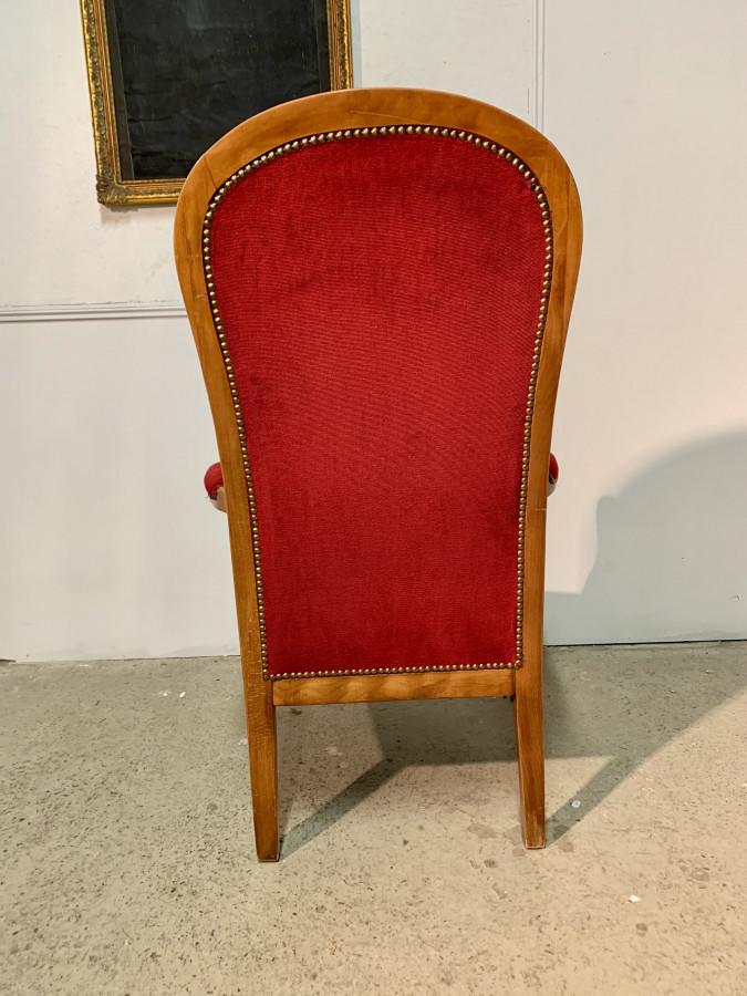 Joli fauteuil Voltaire