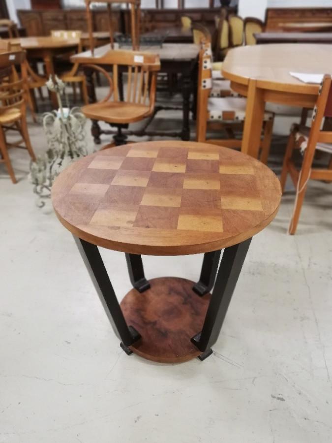Petite Table d'appoint Art Deco